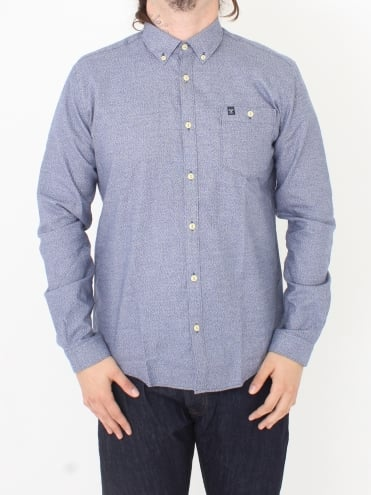 Jenson Shirt - Navy