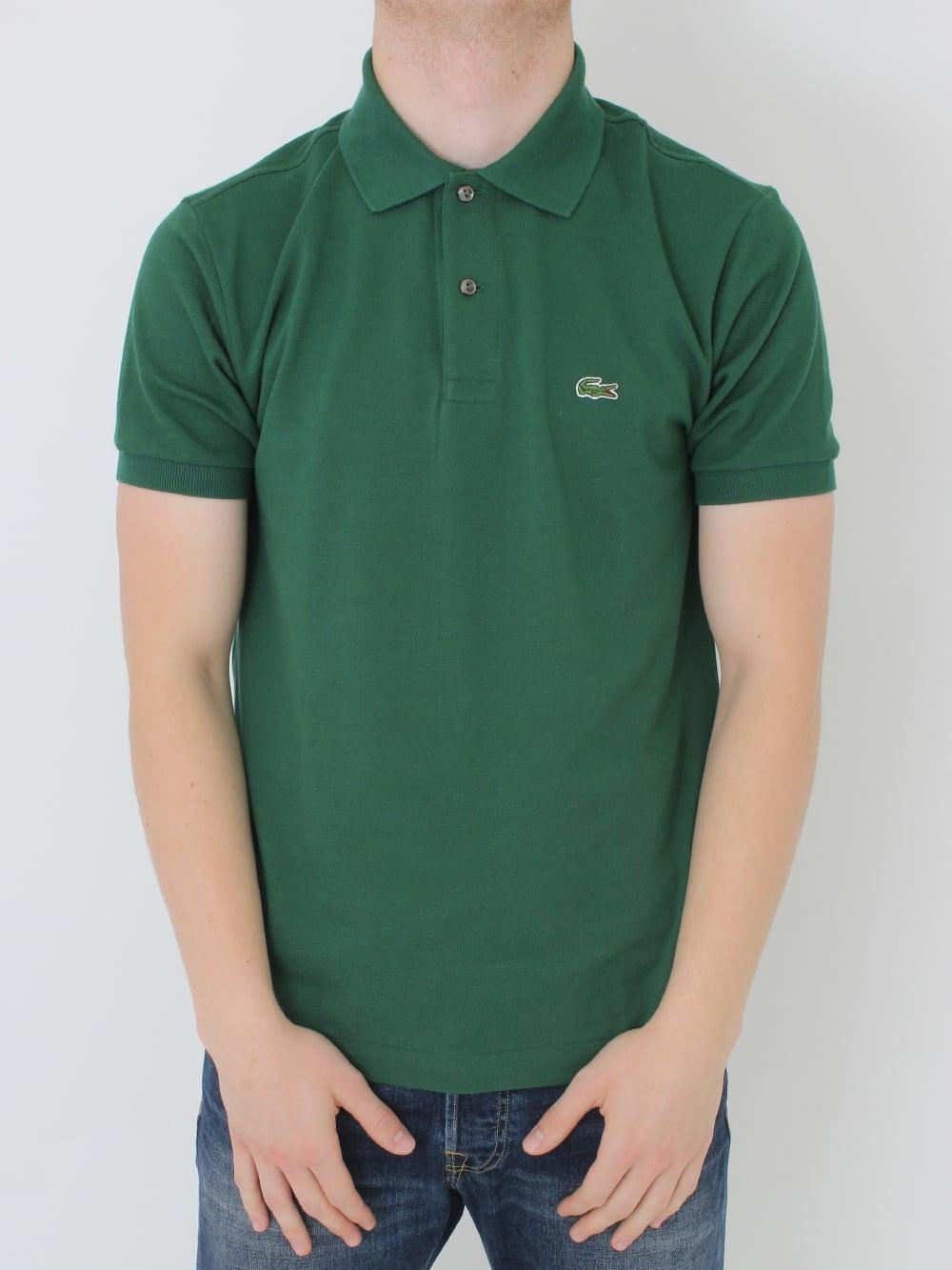 0b61dbee1d97be Lacoste L1212 Classic Pique Polo Shirt