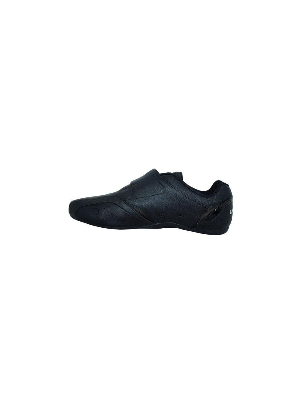 9292f191e661b Lacoste Protect RT SPM Trainers in Black Brown - Northern Threads
