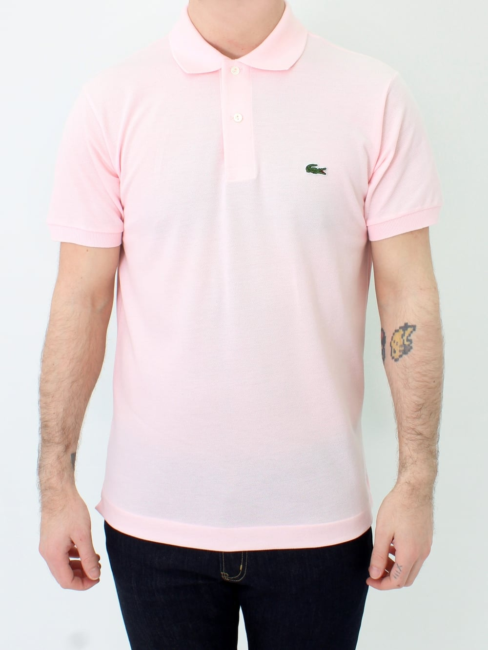 69dd5d14 Lacoste L1212 Classic Polo in Flamingo | Northern Threads