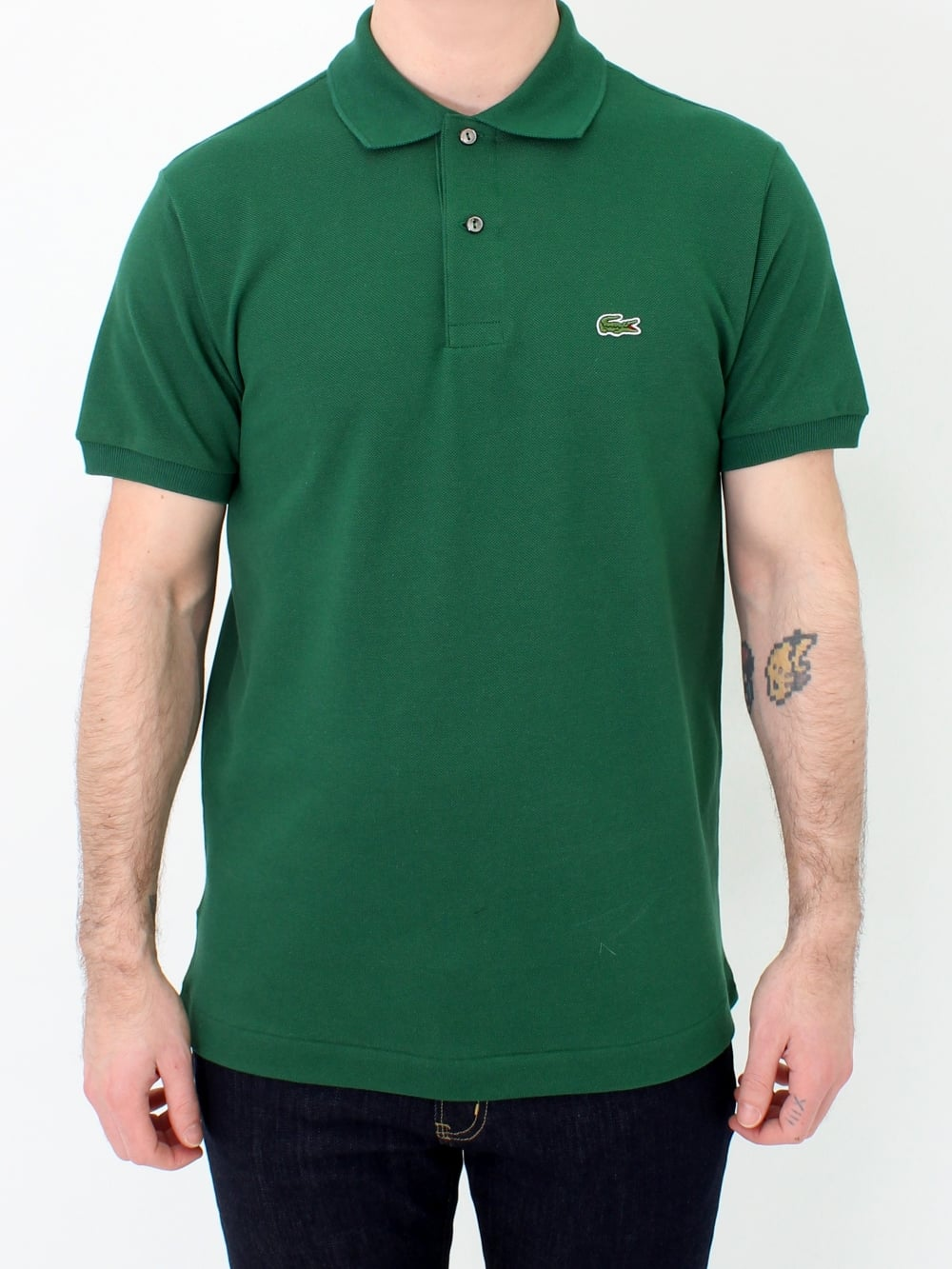 bc746d91cb Lacoste L1212 Classic Polo in Green