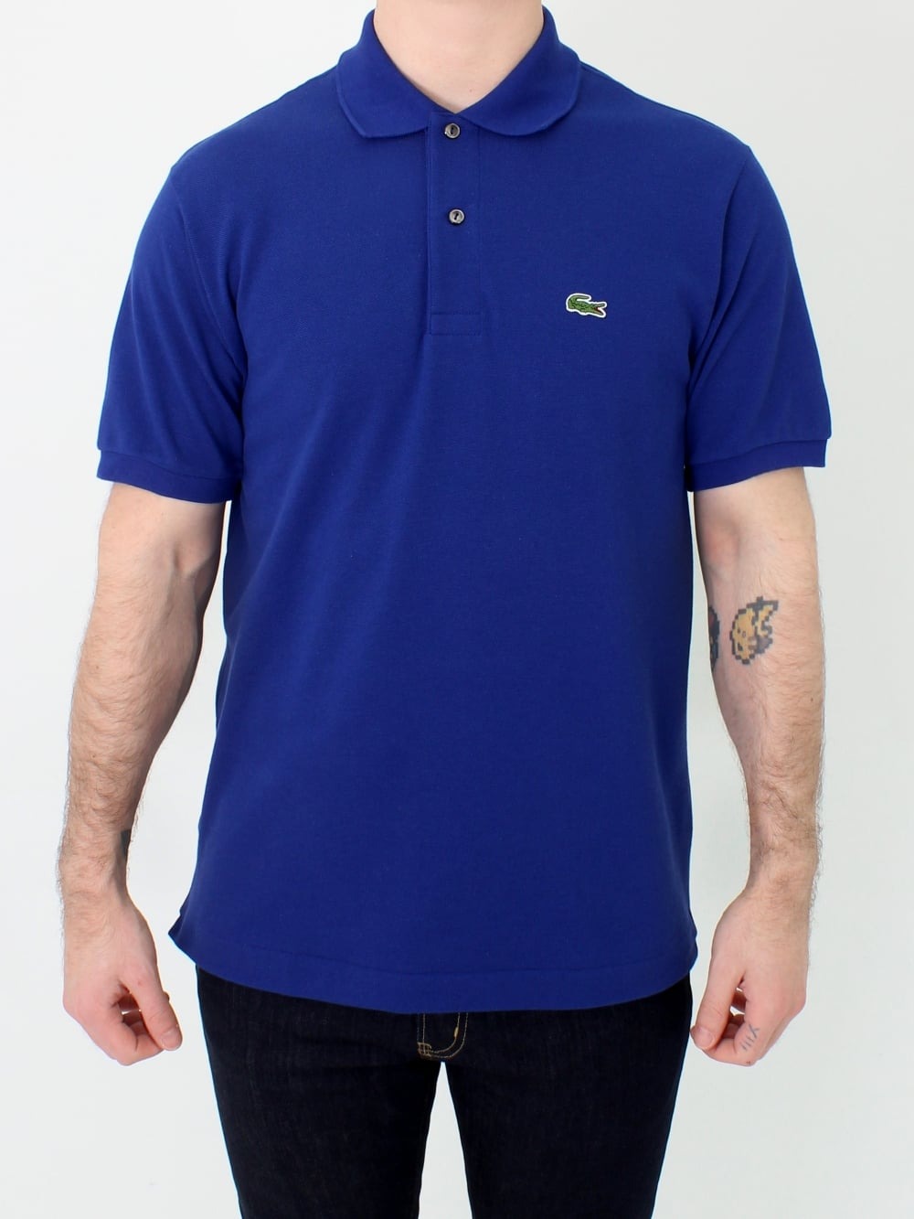 8ea79343 Lacoste L1212 Classic Polo in Ocean | Northern Threads