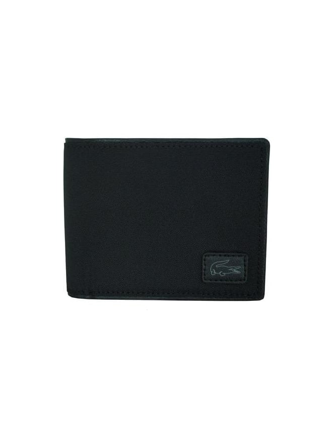 4a9b9012 Large Billfold & Coin Wallet - Black