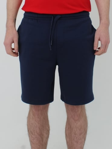Logo Shorts - Navy
