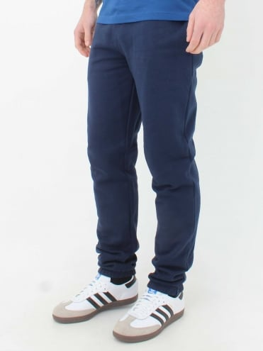 Sport Classic Logo Sweat Pants - Navy