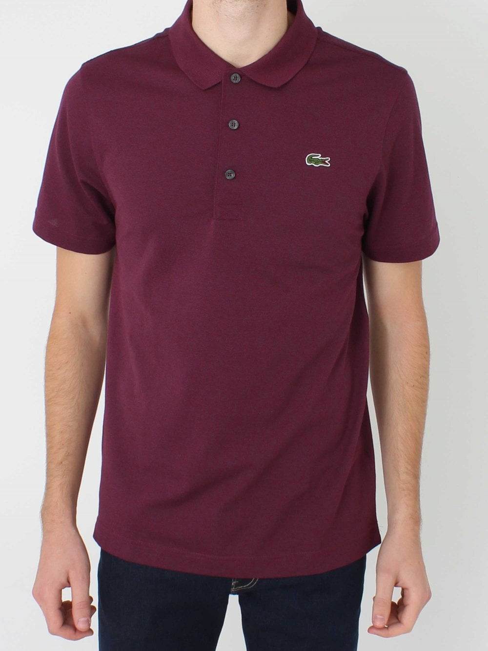 0ed34ee4db Lacoste Sport Classic Polo in Blackberry