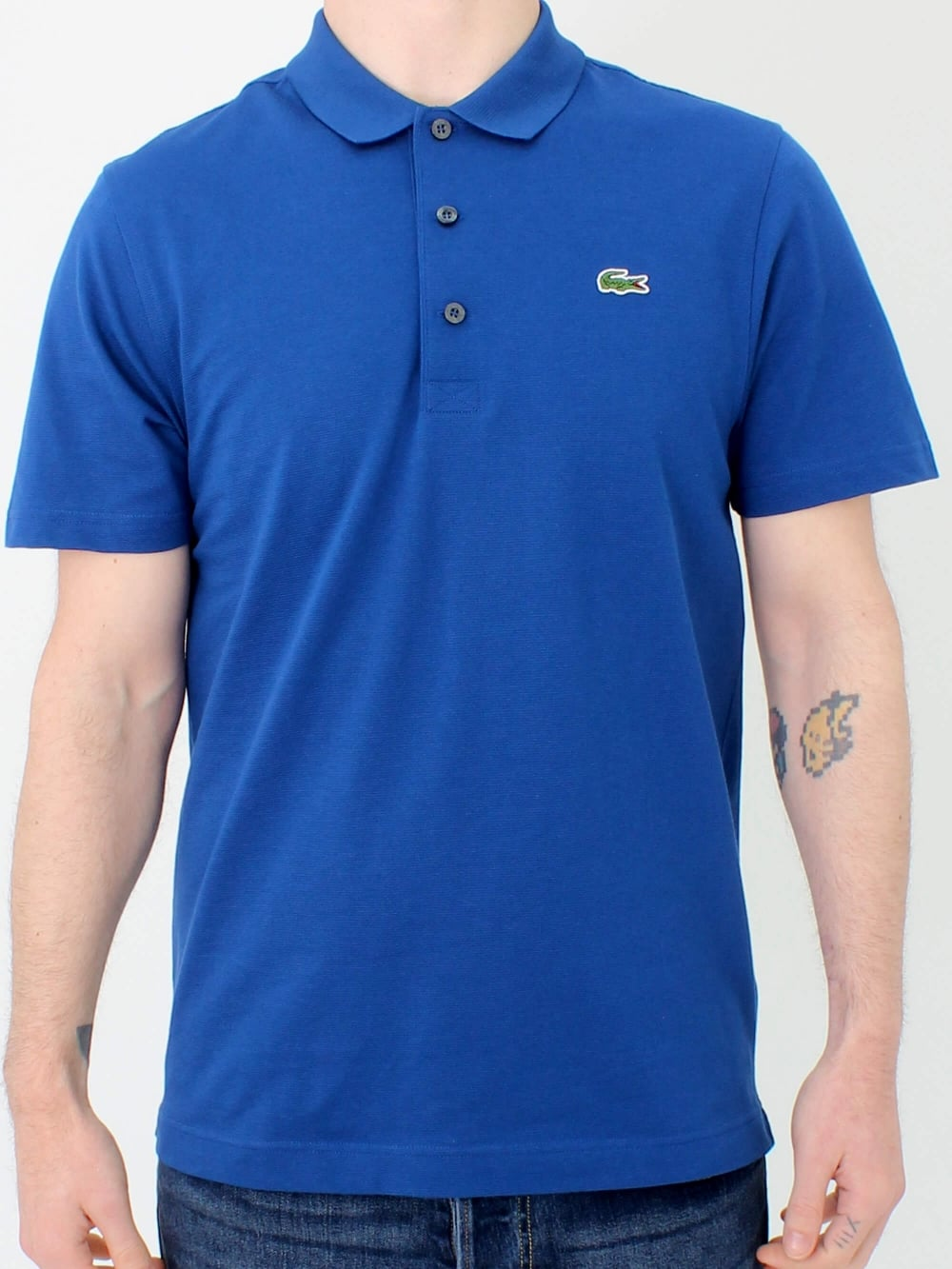 Lacoste Sport Classic Polo in Marino   Northern Threads 16106d3d0ca