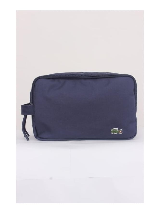 Lacoste Washbag - Navy