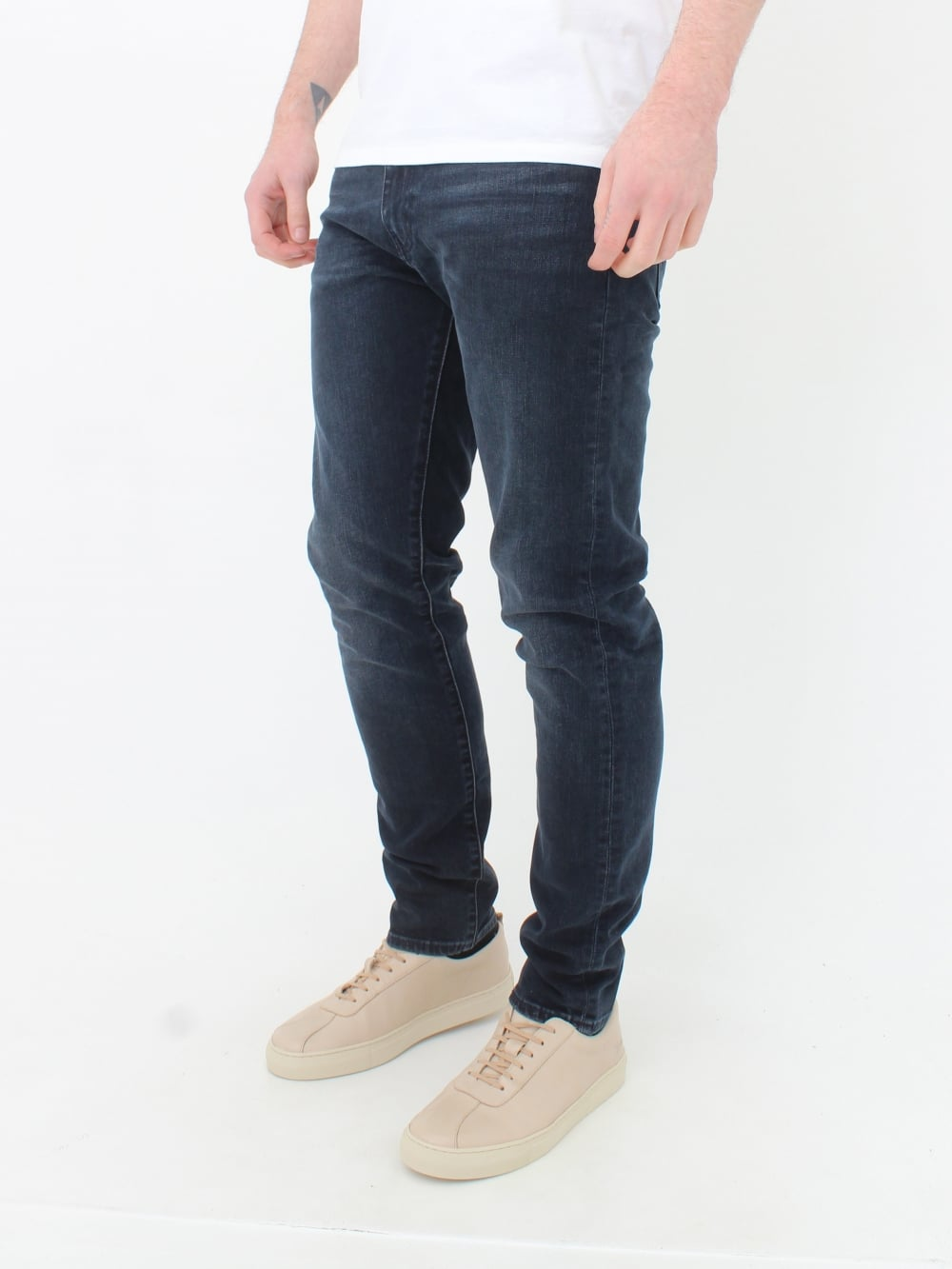 68e71bf150 Levis 512 Slim Tapered Fit in Steinway