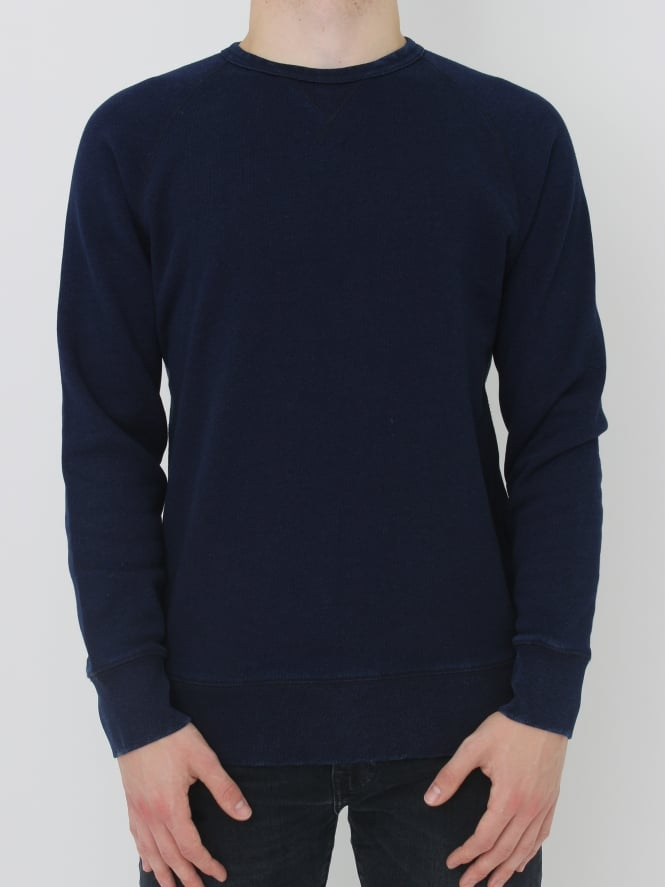 Levi's Original Crew 3 Sweat - Dark Indigo