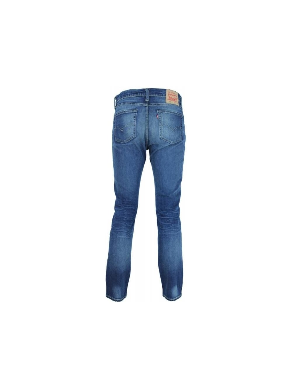 53f73f439761 Levis Red Tab 510 Skinny Fit Jeans in Blue Canyon - Northern Threads