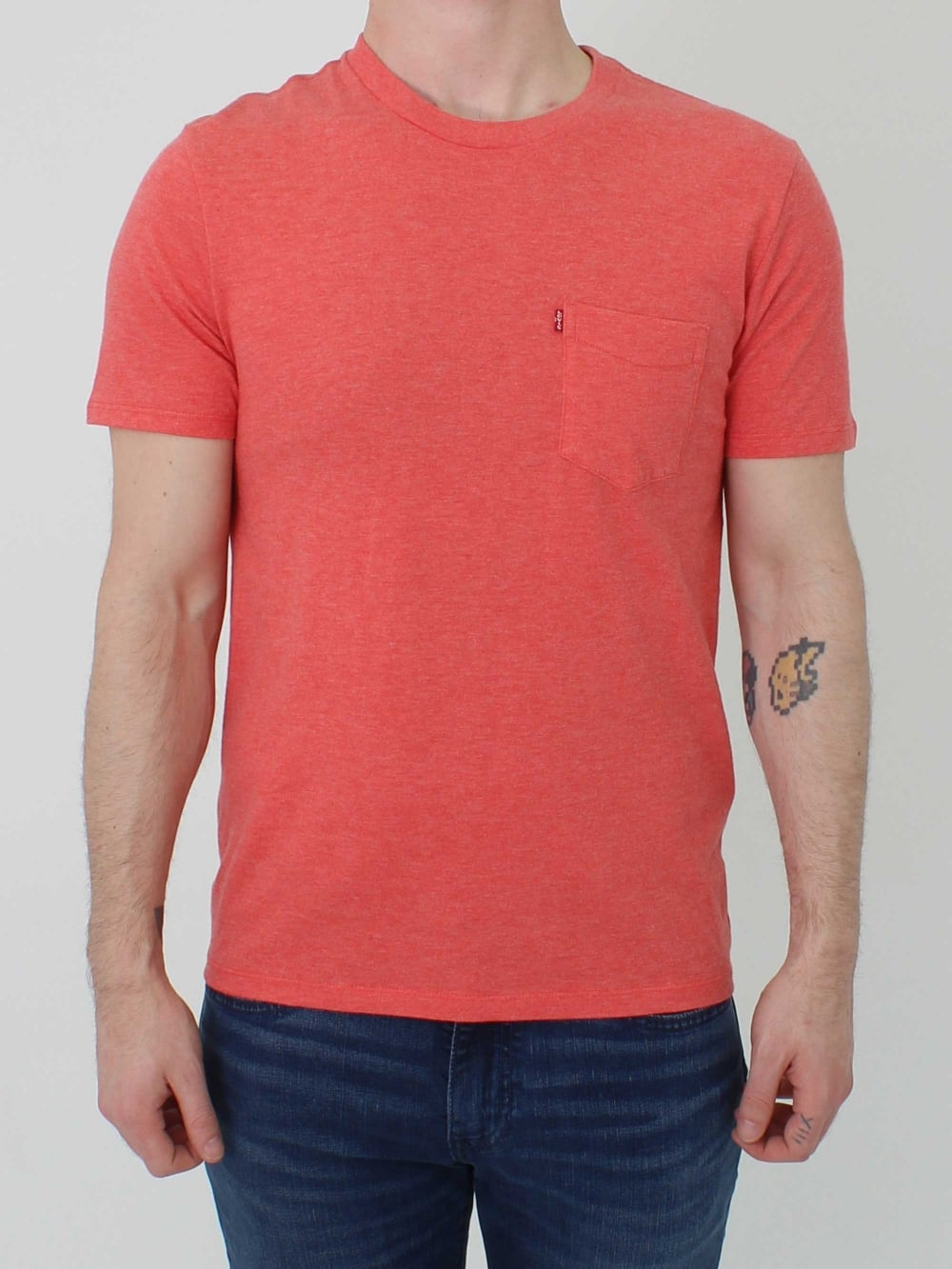 c7627d54 Levis Sunset Pocket T.Shirt in Sunset | Northern Threads