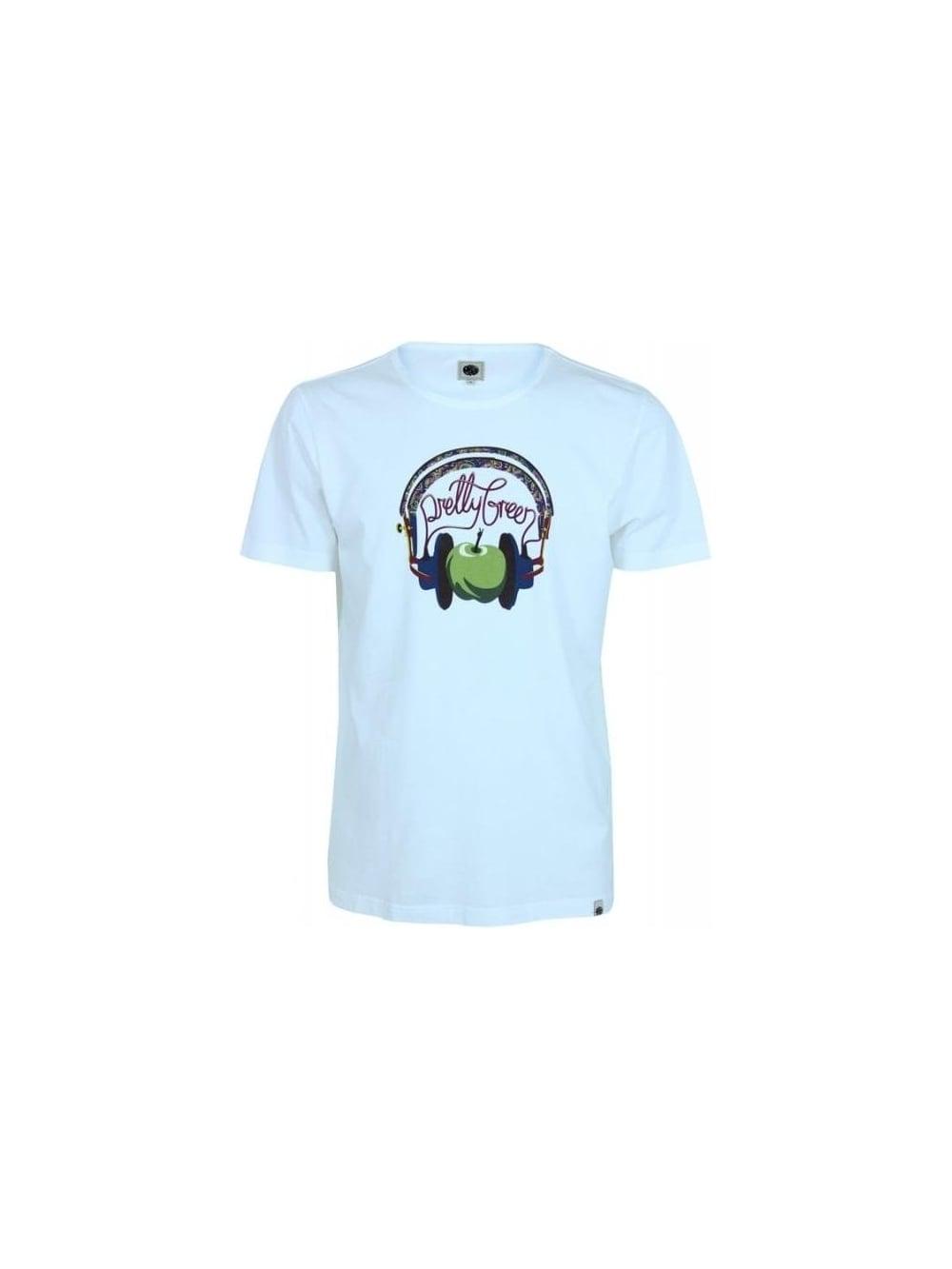 54be3dccf97 Pretty Green White T Shirt - BCD Tofu House