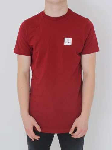 Back and 4th T.Shirt - Cherry