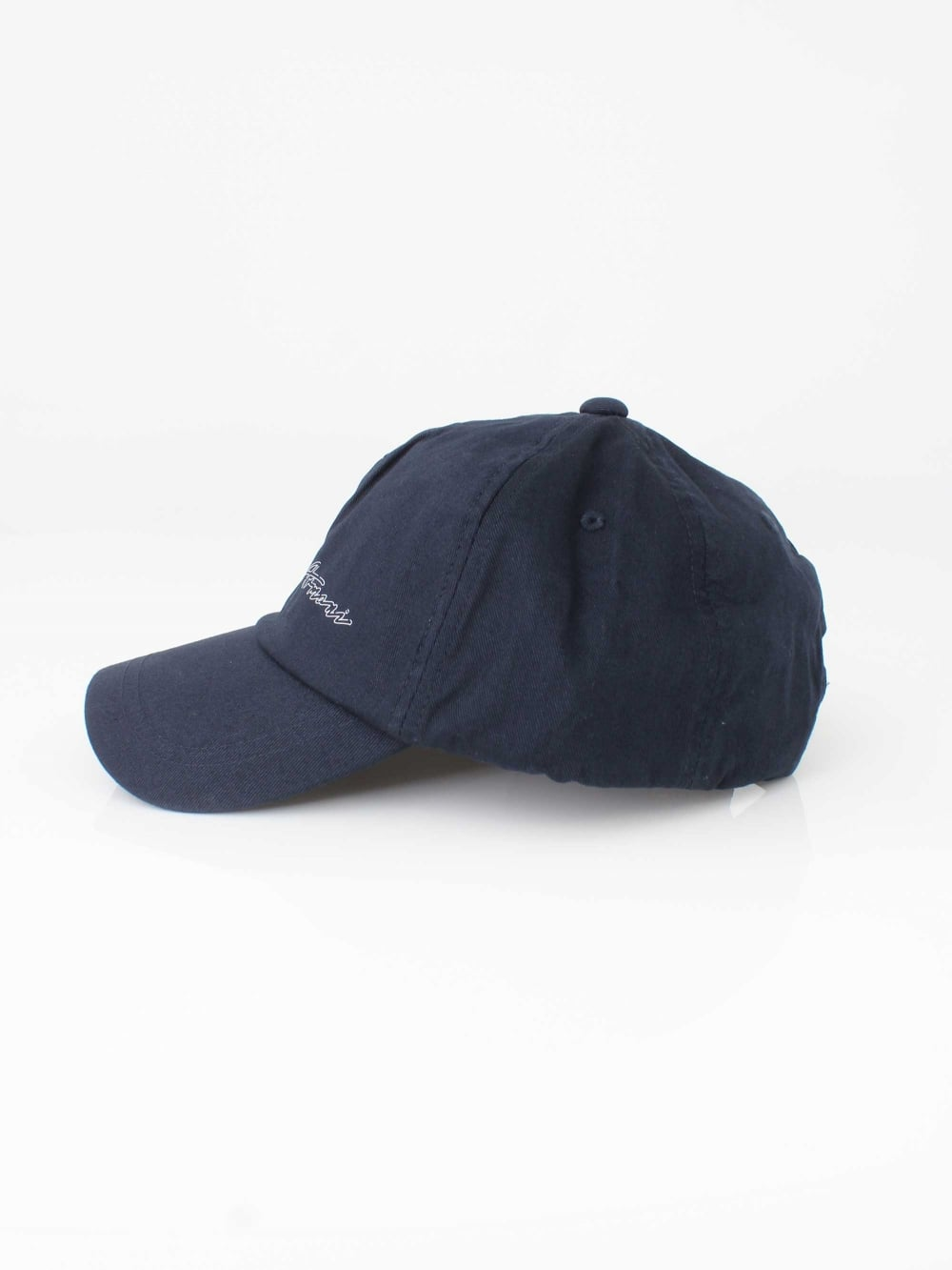 44b7d58c Emporio Armani Logo Baseball Hat in Navy | Northern Threads