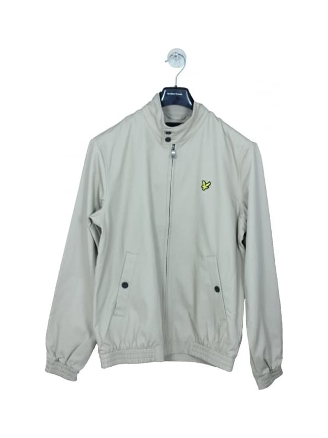 Lyle and Scott Harrington Jacket - Stone