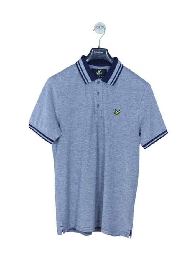 Lyle and Scott Oxford Polo - Navy