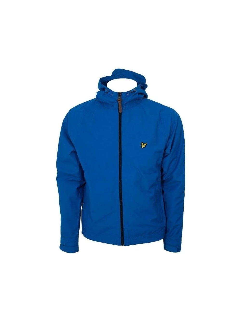 lyle and scott lyle and scott shell zip hooded jacket. Black Bedroom Furniture Sets. Home Design Ideas