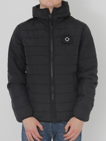Grayling Hooded Jacket - Black