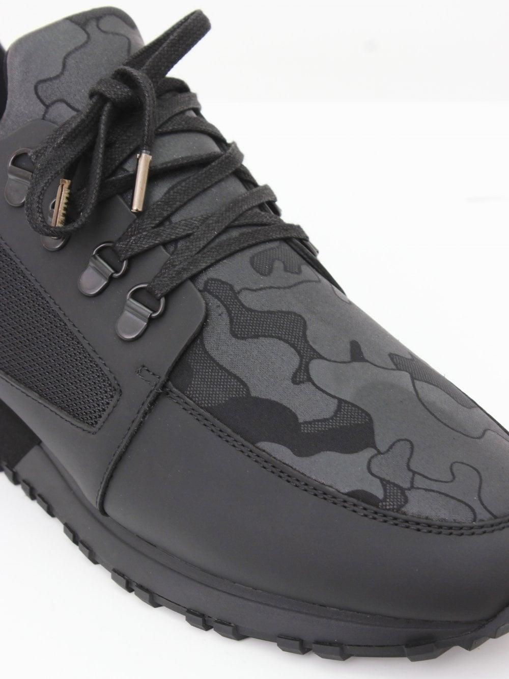 Mallet BLTR Hiker Camo in Black