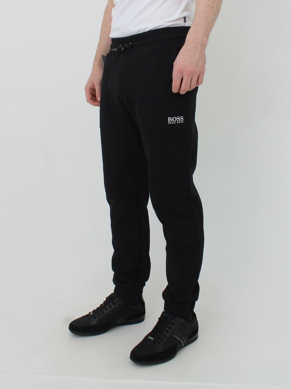 8c9b20eec95 Hugo Boss Contemp Pants in Black