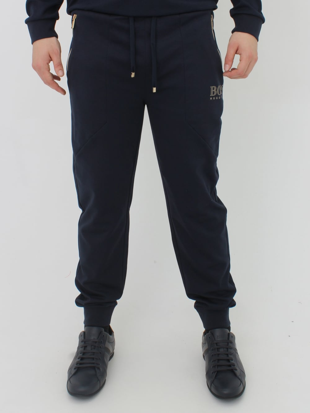 1bd63a05 Hugo Boss Tracksuit Pant in Dark Blue - Northern Threads