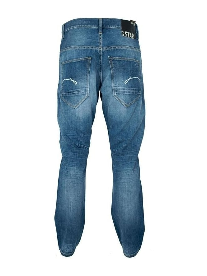G-Star Morris Tapered Jean - Deluxe Blue