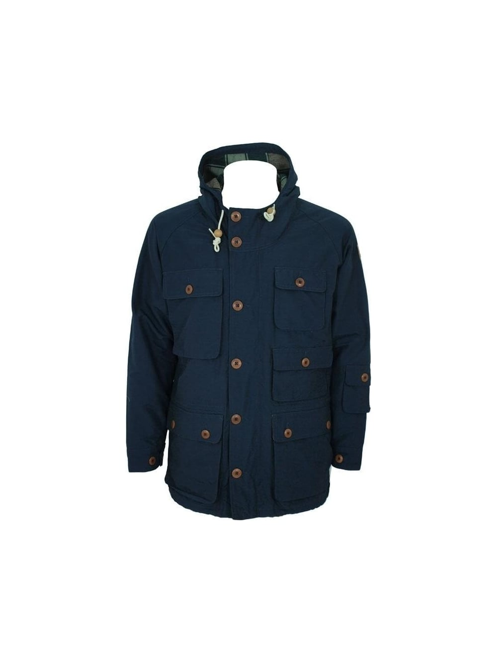 lyle scott lyle scott mountain parka navy lyle. Black Bedroom Furniture Sets. Home Design Ideas
