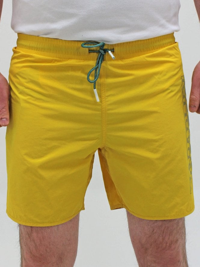 Napapijri Varco Shorts - Yellow
