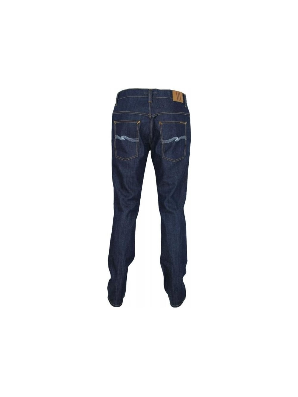 nudie jeans thin finn in dry ecru northern threads. Black Bedroom Furniture Sets. Home Design Ideas