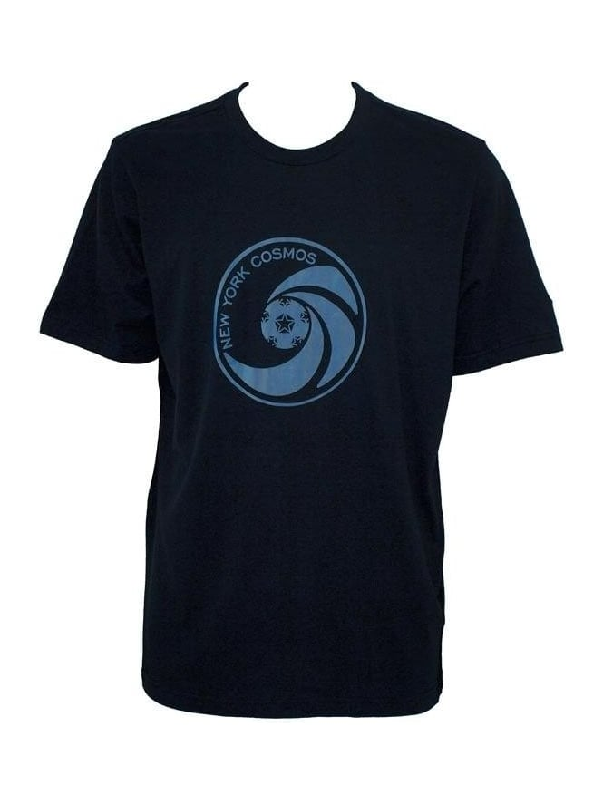 Umbro ny cosmos blackout t shirt in black northern threads for T shirt printing nyc same day