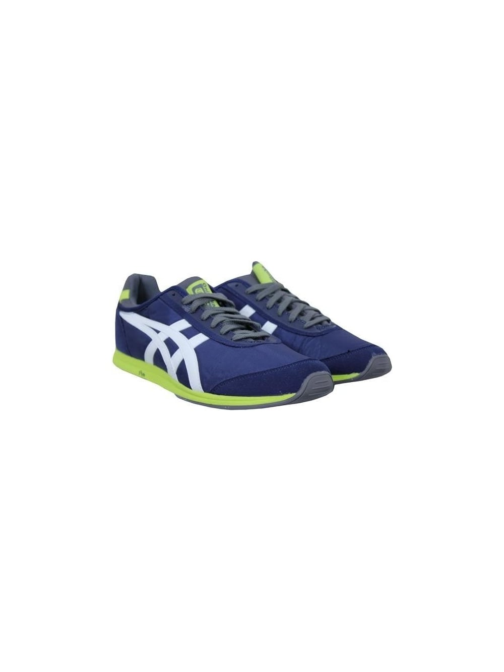 lowest price 1a47e b814c Asics Golden Spark Trainers - Navy/White