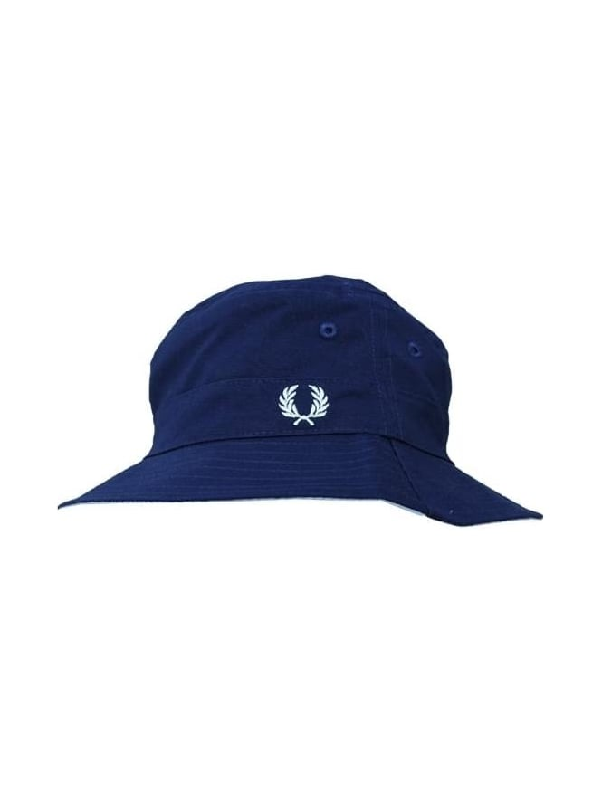 Fred Perry Oxford Reversible Hat - Navy