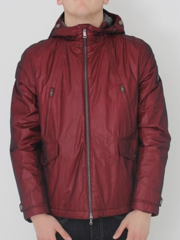 Fire Jacket - Dark Red