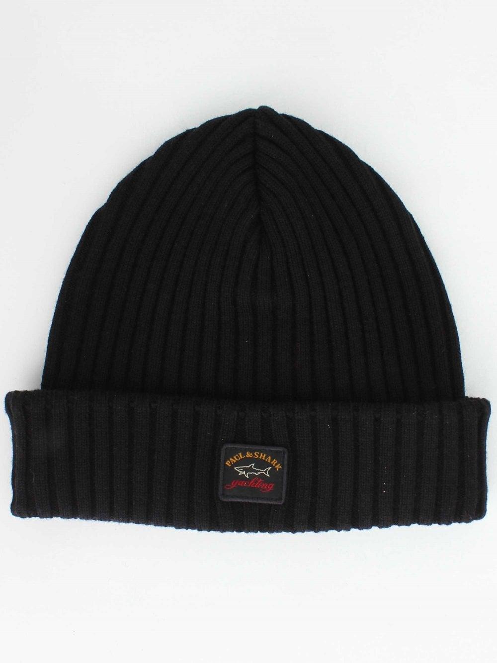 97315b11373 Paul   Shark Hat in Black