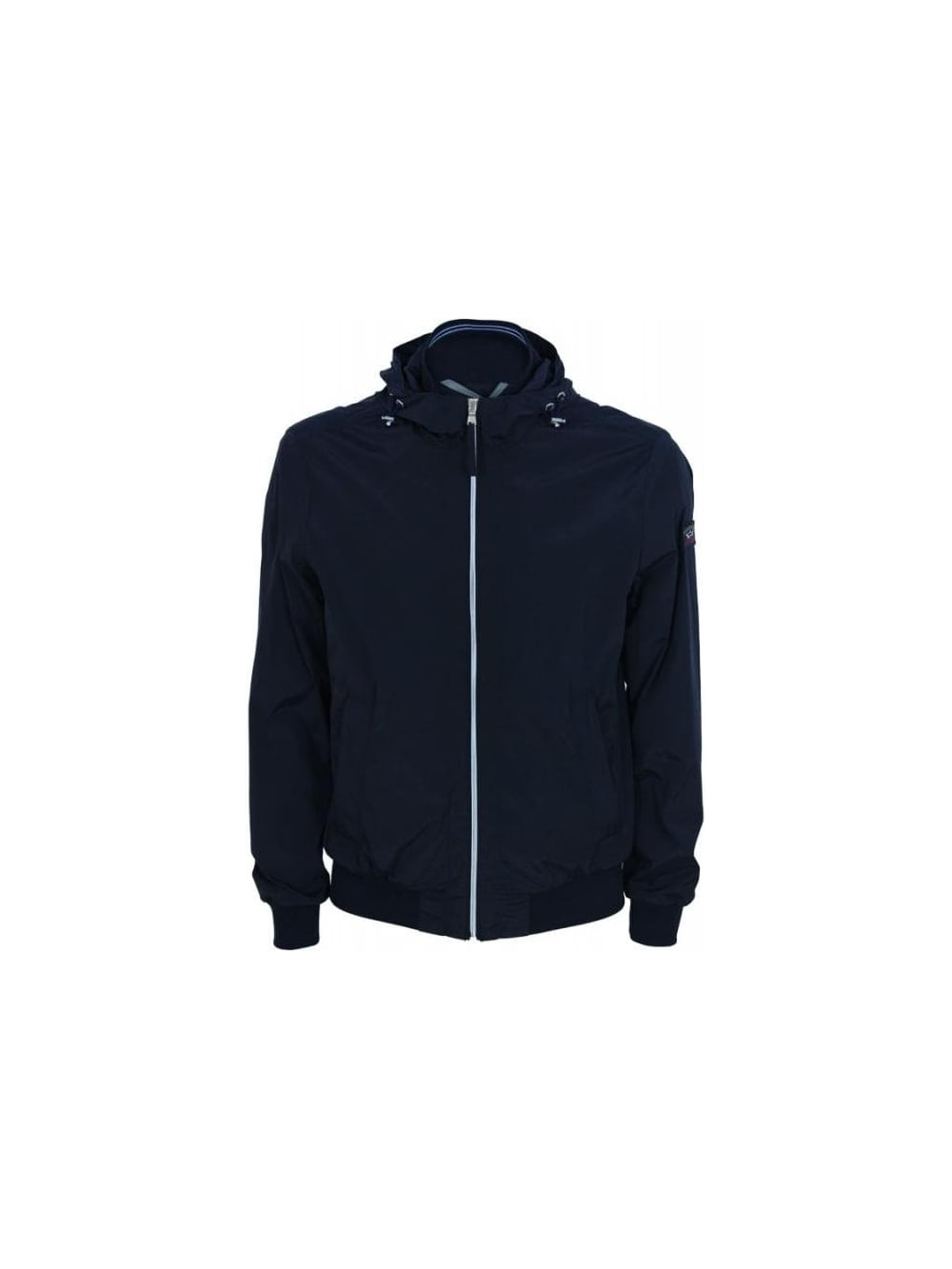 Paul   Shark Hooded Blouson in Navy - Northern Threads 021485a71344