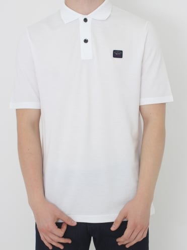 Logo Polo - White
