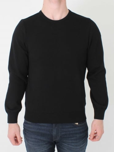 Shark Fit Knit - Black