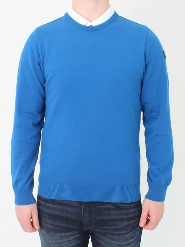Shark Fit Knit - Turquoise