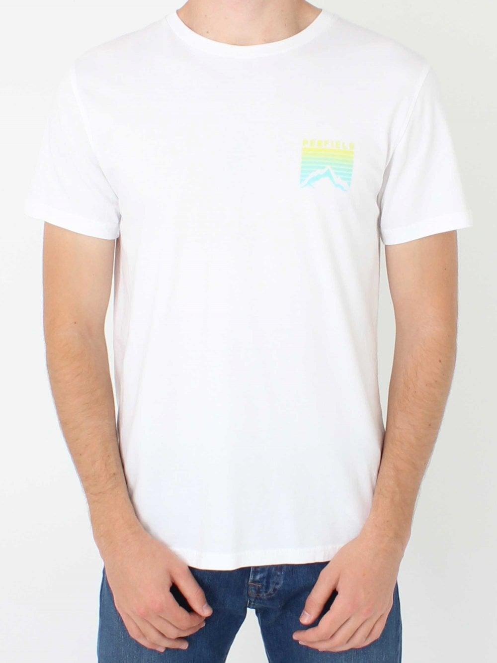 moderate price 50-70%off find lowest price Caputo T.Shirt - White