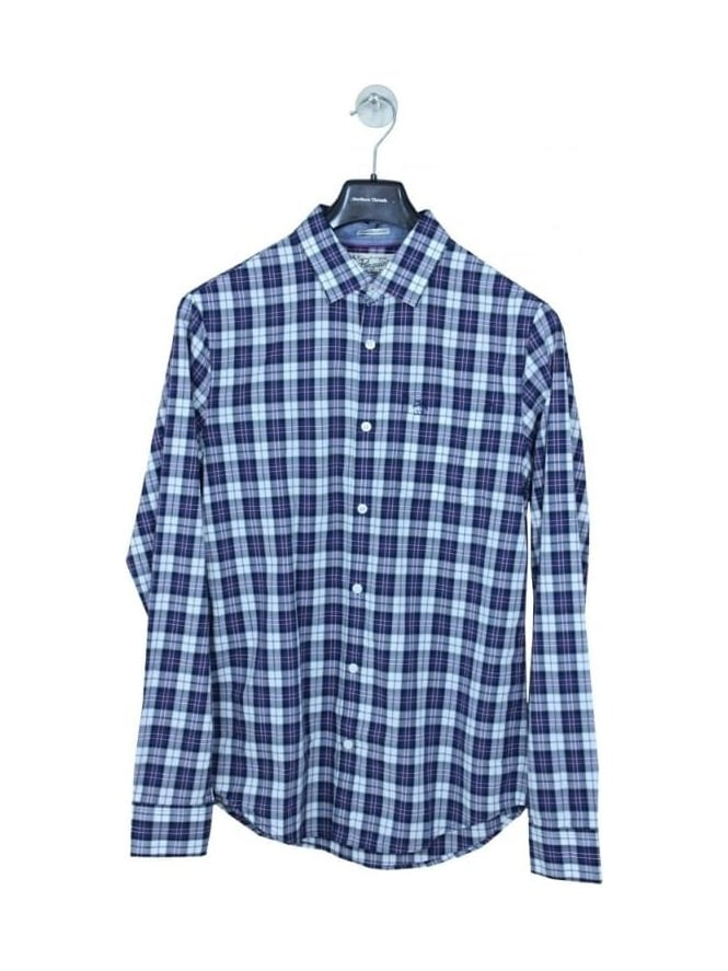 Penguin Medium Check Shirt - Medieval