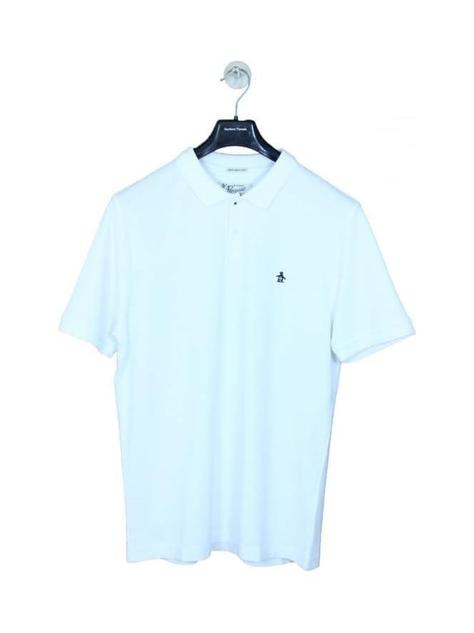 Penguin Winston Polo - White