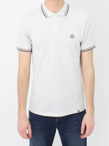 Bassline Polo - Light Grey