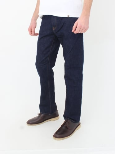 Burnage Slim Fit Jeans - Rinse Wash