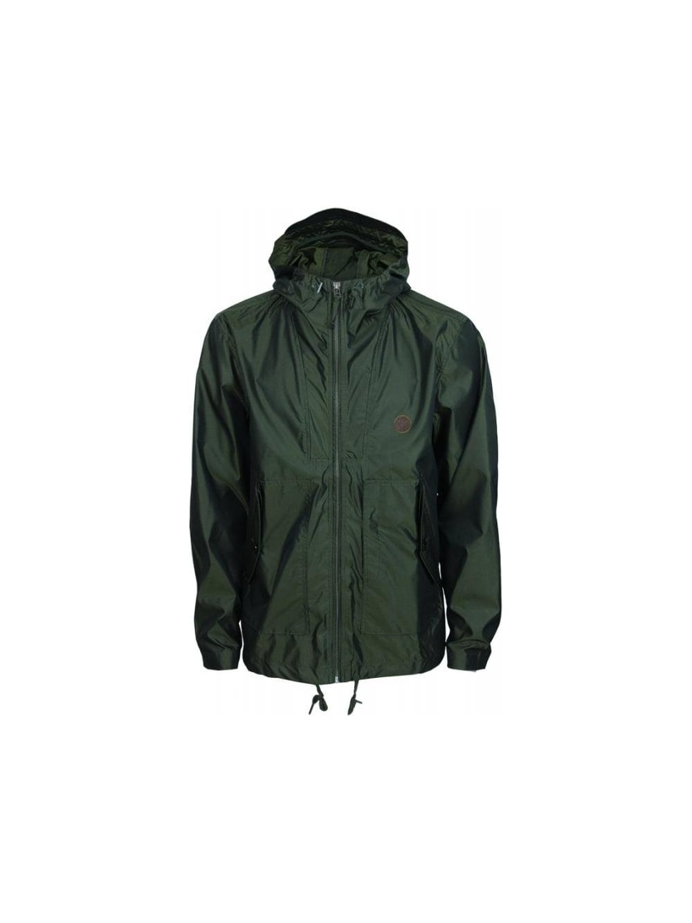 8cb9eb01ad3 Pretty Green Danbury Jacket in Khaki - Northern Threads