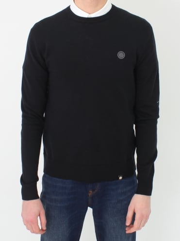 Hinchcliffe Knit - Black