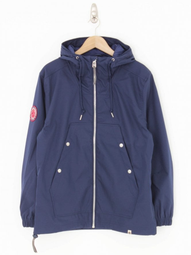 Pretty Green Likeminded Soft Shell Jacket - Navy