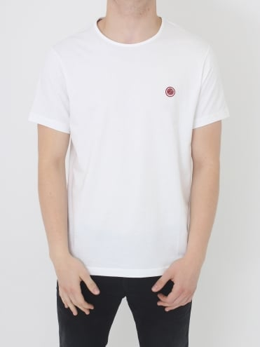 Mitchell T Shirt - White