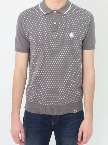 Padston Short Sleeve Shirt - Grey