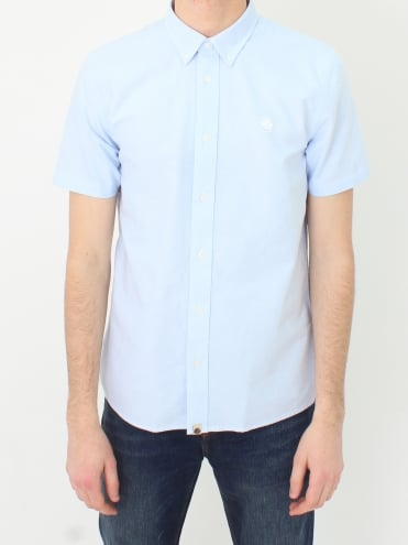 Stirling Oxford Shirt - Blue
